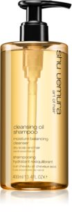 Shu Uemura Cleansing Oil Shampoo почистващ маслов шампоан за чувствителна кожа на скалпа
