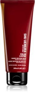 Shu Uemura Color Lustre Balm for Blonde Hair