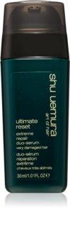 Shu Uemura Ultimate Reset siero per capelli molto danneggiati