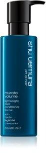 Shu Uemura Muroto Volume kondicionér pro objem jemných vlasů