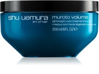 Shu Uemura Muroto Volume maska za volumen kose