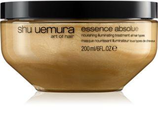 Shu Uemura Essence Absolue дълбоко подхранваща маска за всички видове коса