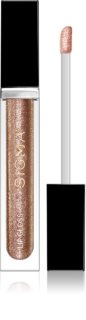 Sigma Beauty Untamed Lip Gloss lesk na rty se třpytkami