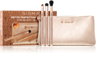 Sigma Beauty Rendezvous Petite Perfection Brush Set Pinselset mit Täschchen
