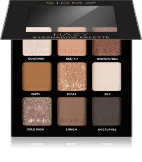 Sigma Beauty Eyeshadow Palette Ritzy παλέτα με σκιές ματιών