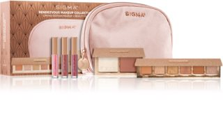 Sigma Beauty Rendezvous Makeup Collection coffret para mulheres