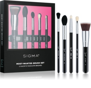 Sigma Beauty Brush Value Penselen Set  voor Vrouwen