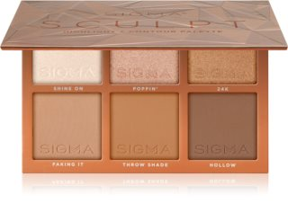 Sigma Beauty Sculpt Contour Palet