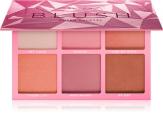 Sigma Beauty Blush палетка румян