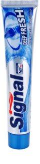Signal Deep Fresh pastă de dinți pentru o respirație proaspătă