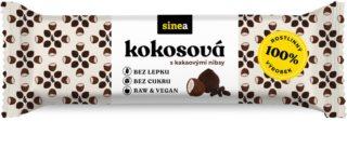 Sinea Ořechové tyčinky kokosová s kakaovými nibsy