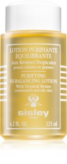 Sisley Purifying Re-Balancing Lotion With Tropical Resins tonikum pre mastnú a zmiešanú pleť
