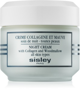 Sisley Night Cream éjszakai krém kollagénnel