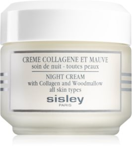 Sisley Night Cream with Collagen and Woodmallow Firming Night Cream With Collagen