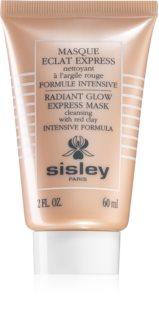 Sisley Radiant Glow Express Mask почистваща маска  за озаряване на лицето