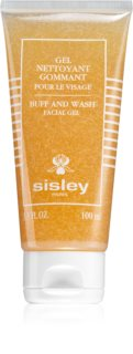 Sisley Buff And Wash Facial Gel gel exfoliante para rosto