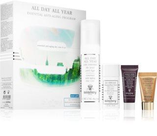Sisley All Day All Year Essential Anti-Aging Program козметичен комплект (против стареене на кожата)