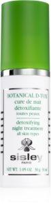 Sisley Botanical D-Tox Nachtverzorging - Detoxverzorging