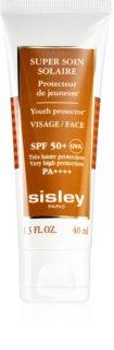 Sisley Super Soin Solaire voděodolný opalovací krém na obličej SPF 50+