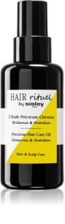Sisley Hair Rituel olejek do włosów perfumowany do nabłyszczania i zmiękczania włosów