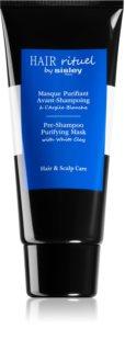Sisley Hair Rituel Pre-Shampoo Purifying Mask čistiaca maska na vlasy a vlasovú pokožku