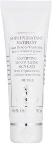 Sisley Mattifying Moisturizing Skin зволожуючий матуючий крем