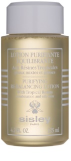 Sisley Purifying Re-Balancing Lotion With Tropical Resins tonic pentru ten mixt si gras