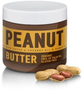 SizeAndSymmetry Arašídové máslo s kakaem, kokosem a medem ořechová pomazánka