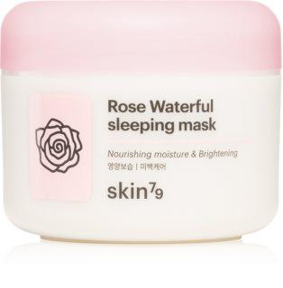 Skin79 Rose Waterfull mascarilla de noche hidratante