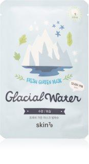 Skin79 Fresh Garden Glacial Water υφασμάτινη μάσκα ενυδάτωσης