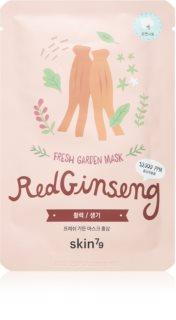 Skin79 Fresh Garden Red Ginseng Elvyttävä Kangasnaamio Ginsengin Kanssa