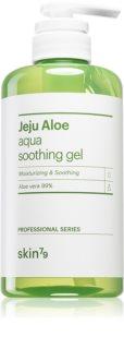 Skin79 Jeju Aloe gel hidratant cu efect de calmare cu aloe vera