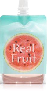 Skin79 Real Fruit Watermelon hydratační a zklidňující gel na obličej a tělo