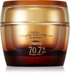 Skinfood Gold Caviar Collagen Plus éjszakai maszk intenzív helyreállító és bőrfeszesítő