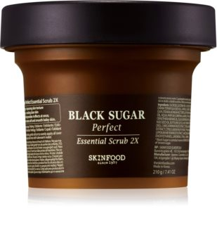 Skinfood Black Sugar Perfect cukrový pleťový peeling