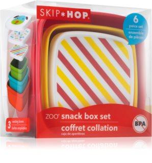 Skip Hop Zoo Monkey Pausenbox 12m+