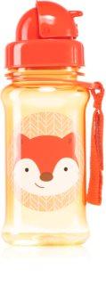 Skip Hop Zoo Fox Tasse mit Strohhalm 12m+