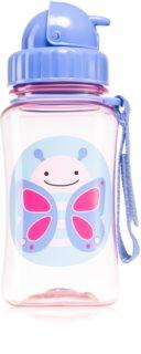 Skip Hop Zoo Butterfly Tasse mit Strohhalm 12m+