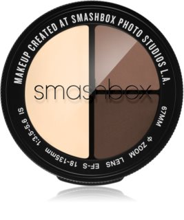Smashbox Photo Edit Eye Shadow Trio τρίο σκιές ματιών