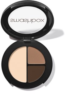 Smashbox Photo Edit Eye Shadow Trio trio сенки за очи