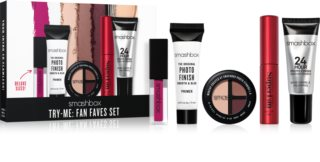Smashbox TRY-ME FAN FAVES kozmetički set I. za žene