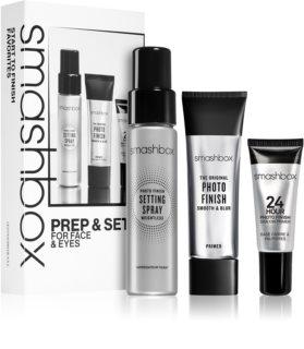 Smashbox Prep & Set for Face and Eyes kozmetični set (za ženske)