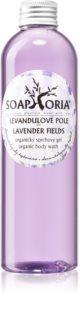 Soaphoria Lavender Fields naravni gel za prhanje