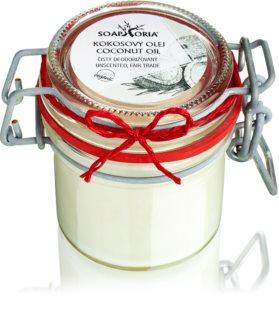 Soaphoria Organic кокосово масло