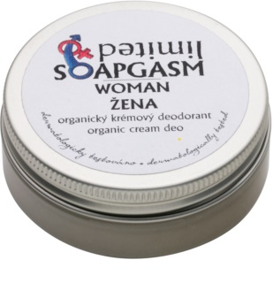 Soaphoria Soapgasm Woman krémový dezodorant