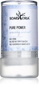Soaphoria Pure Power минеральный дезодорант