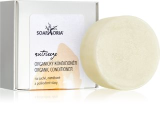Soaphoria Nutrieeze condicionador sólido para cabelo seco a danificado