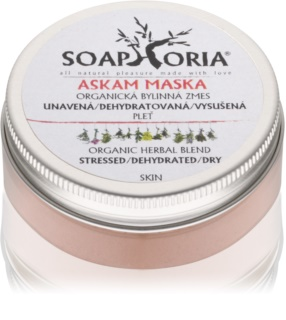 Soaphoria Askam Cleansing Mask for Dehydrated Dry Skin