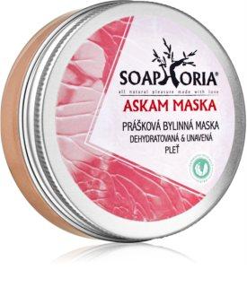 Soaphoria Askam maschera detergente per pelli disidratate e secche