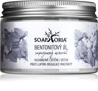 Soaphoria Care argile de bentonite